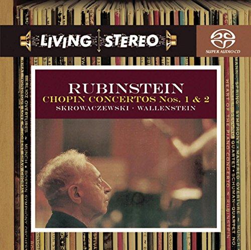 Chopin: Piano Concertos Nos. 1 & - Piano Arthur Rubinstein