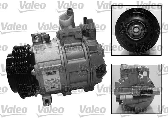Valeo 813157 A//C Compressor for Select Mercedes-Benz Models