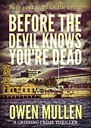 Before The Devil Knows You're Dead (PI Charlie Cameron Book 3)