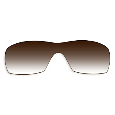 f89a1a8e5af ToughAsNails Polarized Lens Replacement for Oakley Dart Sunglass - Brown  Gradient