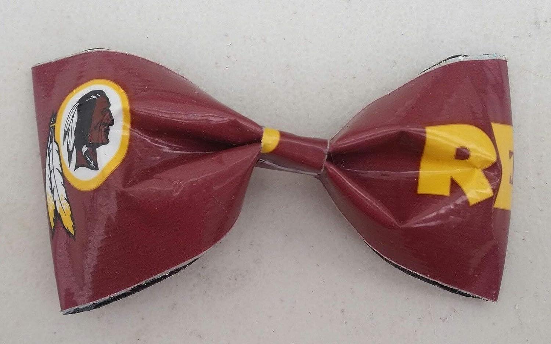 Washington Redskins NFL Bobby Pin Hair Bow or Bow Tie