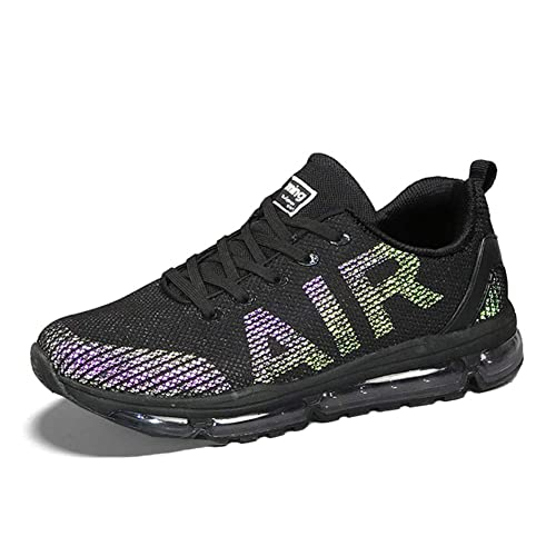 low cost 1e497 d6a03 Uomo Donna Scarpe da Ginnastica Unisex Corsa Sportive Running Sneakers  Casual all Aperto(A61