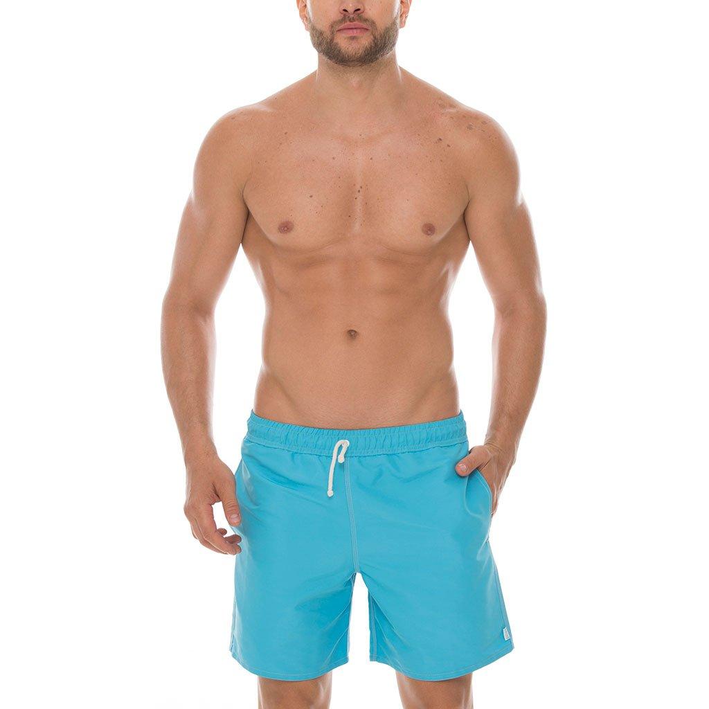 Mundo Unico Mens Swim Trunks Quick Dry Beach Broad Shorts | Traje de Baño Hombre