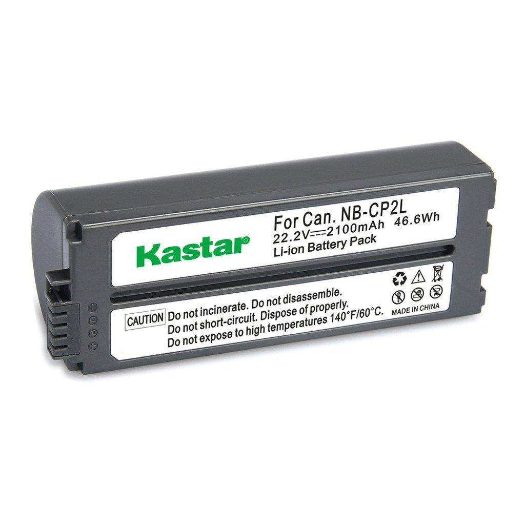 Amazon.com: Kastar Cargador, Batería para nb-cp2l-1 NB-CP2L ...
