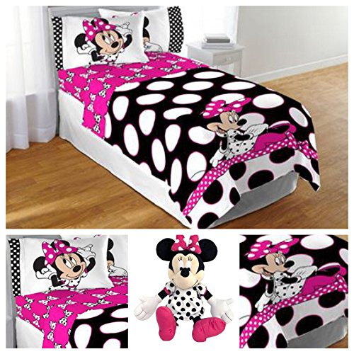 Disney Minnie Complete Bedding Comforter