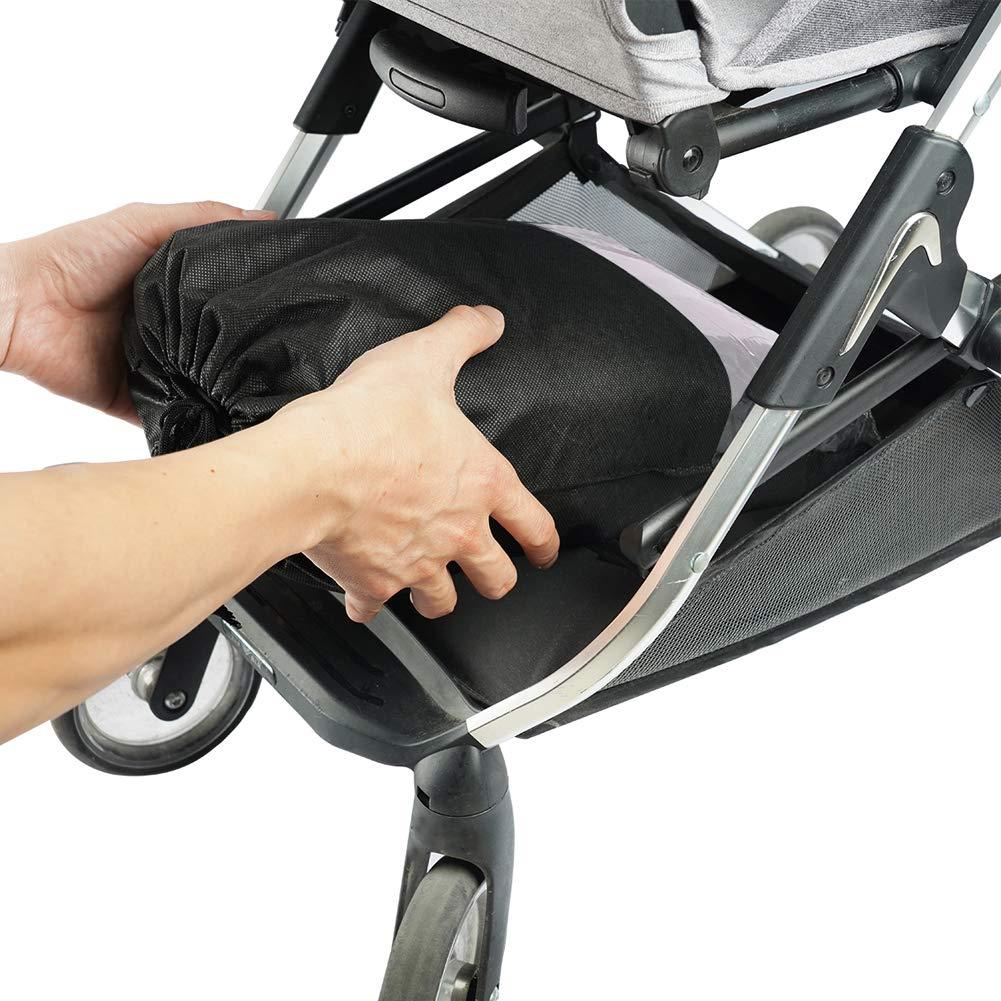 Fengzio Babyfu/ßsack Universal Fu/ßsack f/ür Kinderwagen Sportwagen Buggy und Babyschale Winter-Fu/ßsack mit Tasche Wasserdicht Winddicht Komfortable Winterfu/ßsack
