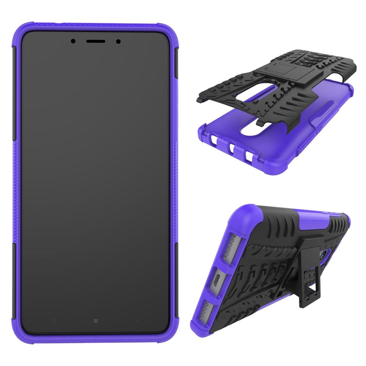 b3792e72386 Happon Funda Xiaomi Redmi Note 4/Redmi Note 4X [Ultra Slim] Estuche  protector Estuche parachoques con excelente amortiguación y antirrayas  Estuche para ...