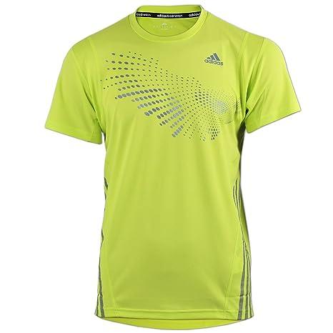 adidas climacool uomo running shirt