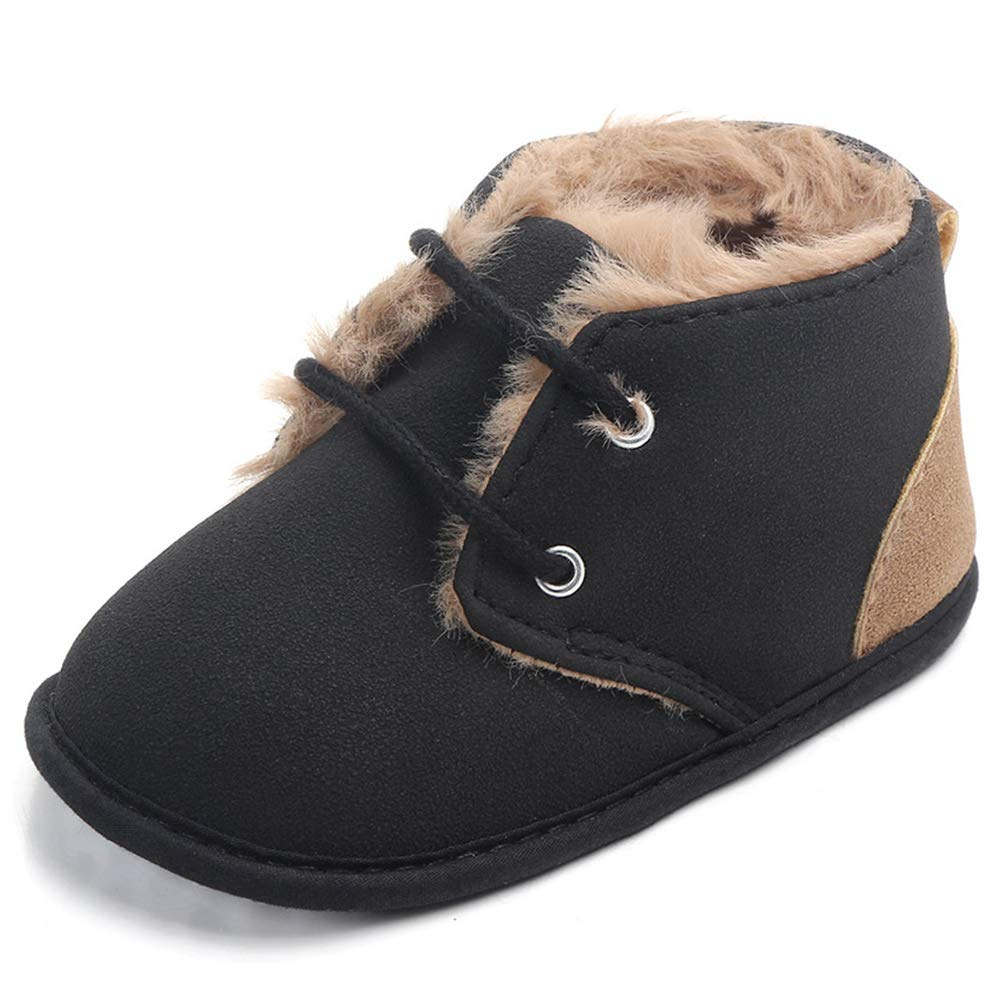 Mishlee Baby Boy Shoes, Military and