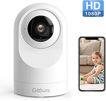 1080P HD 360° Wireless WiFi Safety Home Security Surveillance Camera Set of 2