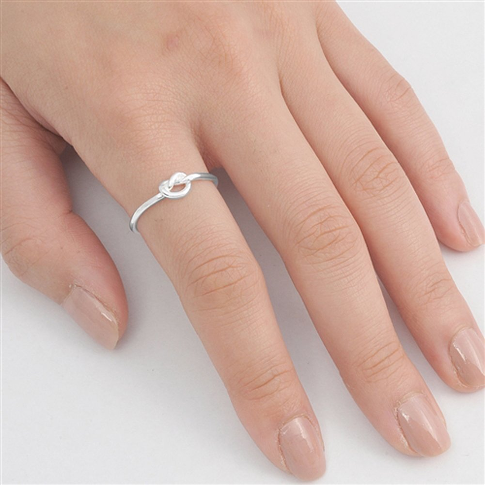 Infinity Knot Ring Amazon