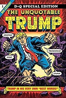 Book Cover: The Unquotable Trump