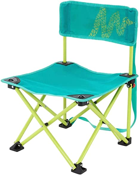 Quechua - Silla de camping para niños, color verde: Amazon.es ...
