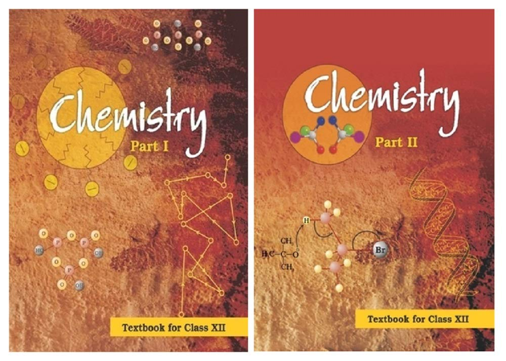 class 12 chemistry part 1 and part2