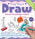 Funky Things to Draw, Hinkler Books, 1741829429