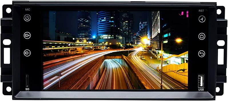 Zltoopai Auto Multimedia Player Für Dodge Ram Elektronik