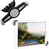 "kwmobile Car Tablet Holder CD slot for 7-10,5"" Tablet in black - Car Holder CD tray"