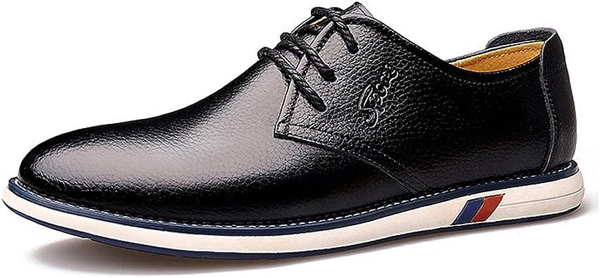 Gaorui Comfy Men Formal Shoes Slip