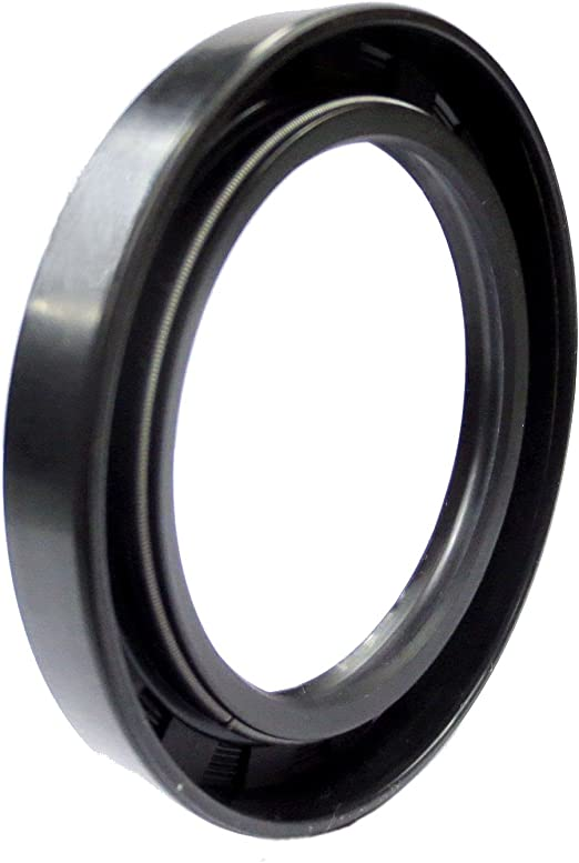 Agriculture Great Wear Resistance And Sealing Effect for General Machinery Motorcycles Pumps Transport WSI 34x50x7mm R23//TC Double Lip Nitrile Rotary Shaft Oil Seal with Garter Spring Mining