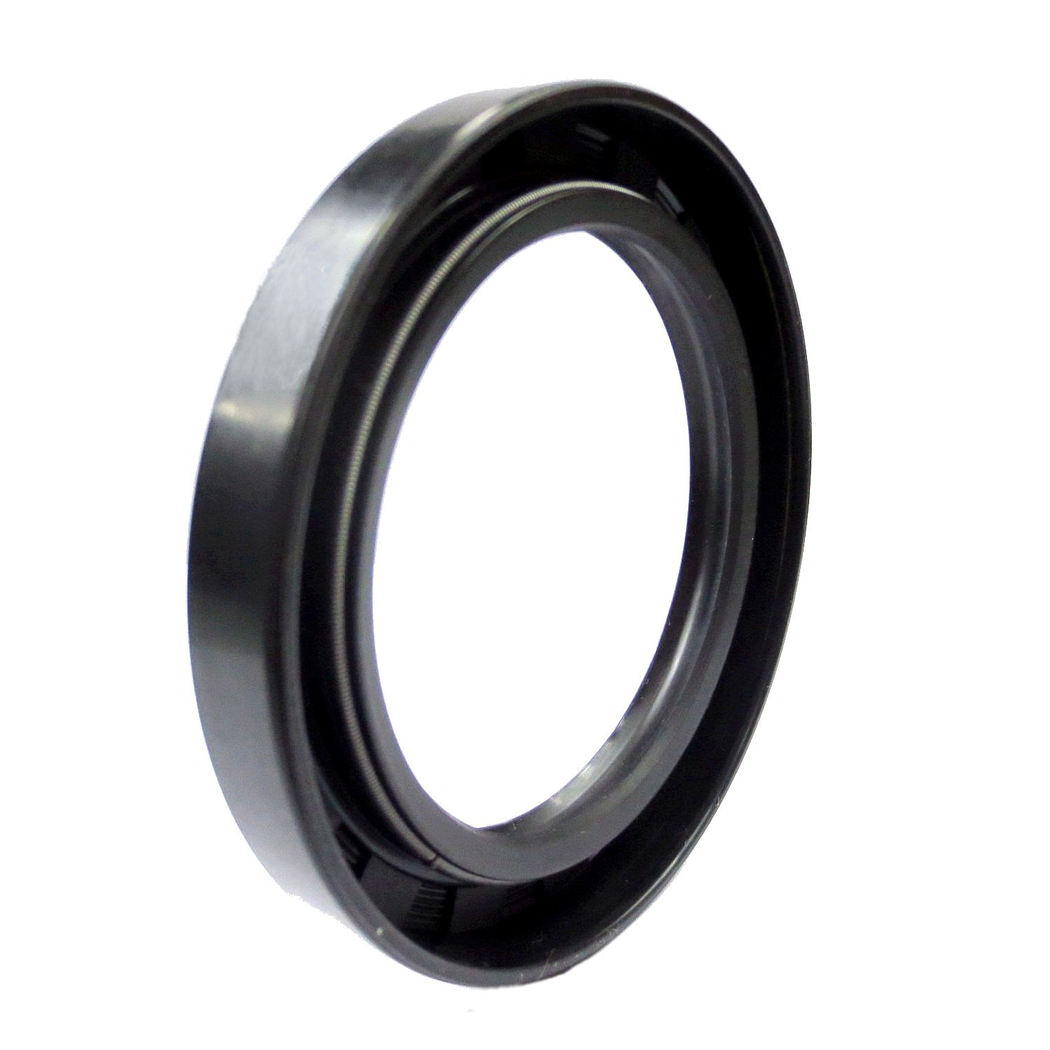Motorcycles Agriculture Mining Transport Great Wear Resistance And Sealing Effect for General Machinery Pumps WSI 30x42x7mm R23//TC Double Lip Nitrile Rotary Shaft Oil Seal with Garter Spring