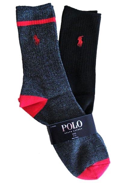 Ralph Lauren - Calcetines de deporte - para niño multicolor multicolor Talla única