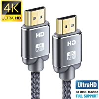 Cable HDMI 4K 2metros-Snowkids Cable HDMI 2.0