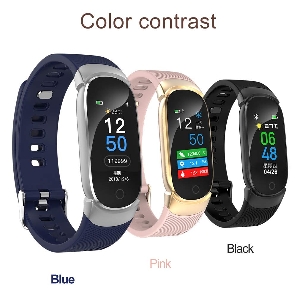 Amazon.com: Star_wuvi Smart Watch Sports Fitness Activity ...