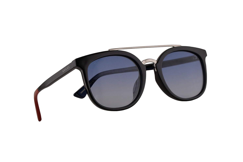 Gucci GG0403SA Gafas De Sol Negras Con Lentes Multicolor ...