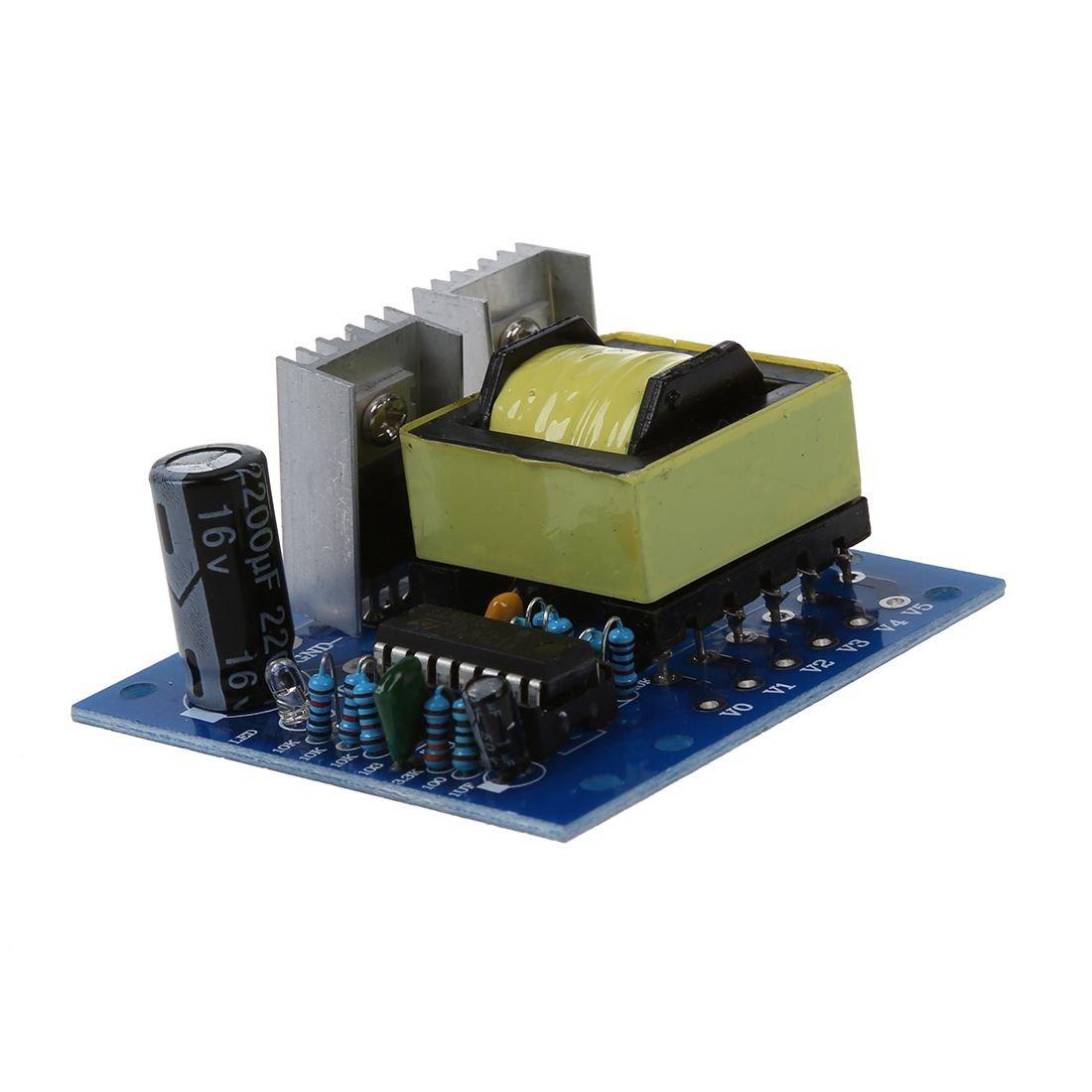 Inverter Boost Circuit Board Toogoor 150w Car Dc Usb Power Booster 12v To Ac 110v 220v Charger Converter Glassware Drinkware