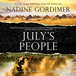 July's People Audiobook