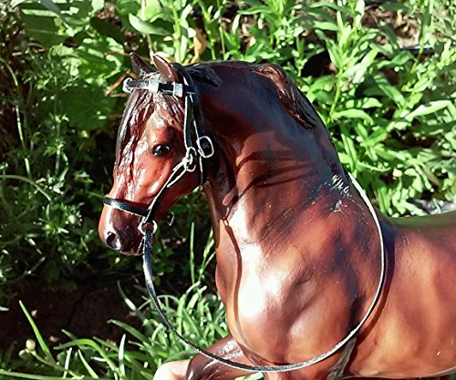two-breyer-horse-custom-bridle-parade-style