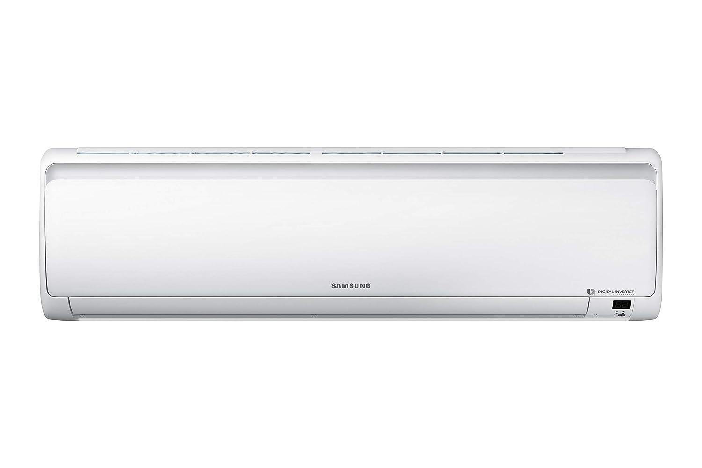 Samsung 1 Ton 5 Star Inverter Split AC (Alloy AR12RV5PAWK White)