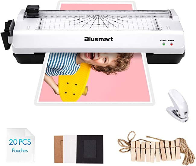 Best Laminator for Classroom Use: 5 in 1 Blusmart Laminator