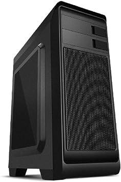 Nox Modus - NXMODUSB - Caja PC, USB 3.0, Color Negro, LED Azul ...