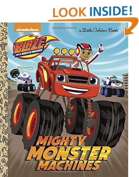 Monster Truck Books Amazon Com