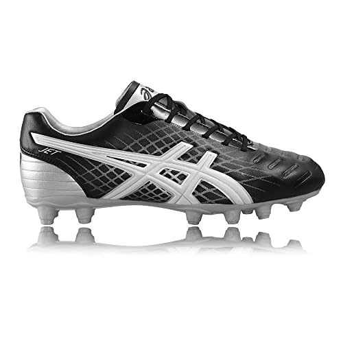 8c23f91d3bf ASICS Jet CS Rugby Boots  Amazon.co.uk  Shoes   Bags