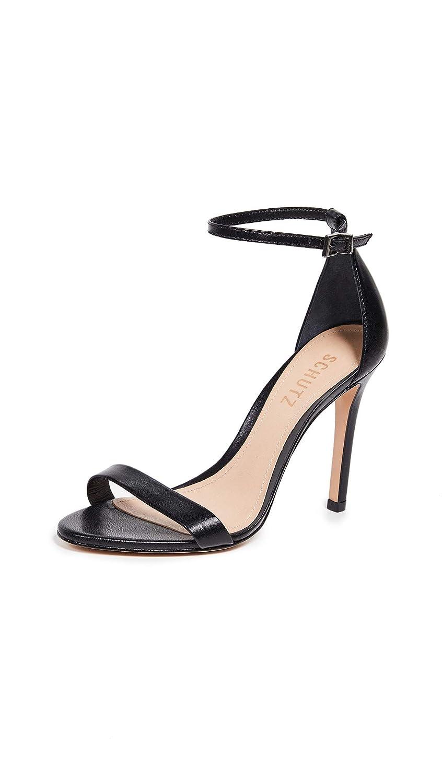 5540eb876da Amazon.com  Schutz Women s Cadey-Lee High Heel Dress Sandal  Schutz  Shoes