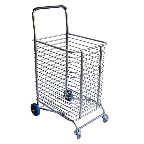 Carritos para equipaje Carrito de la Compra de Acero ...