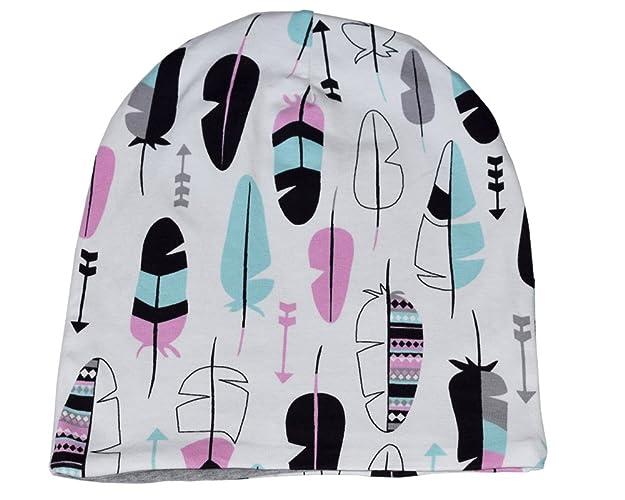 Cappello hipster unisex reversibile per neonato e bambino 71a4fdc45669