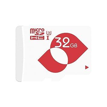 MENGMI Tarjeta Micro SD Tarjeta de Memoria 32GB Class 10 U3 ...