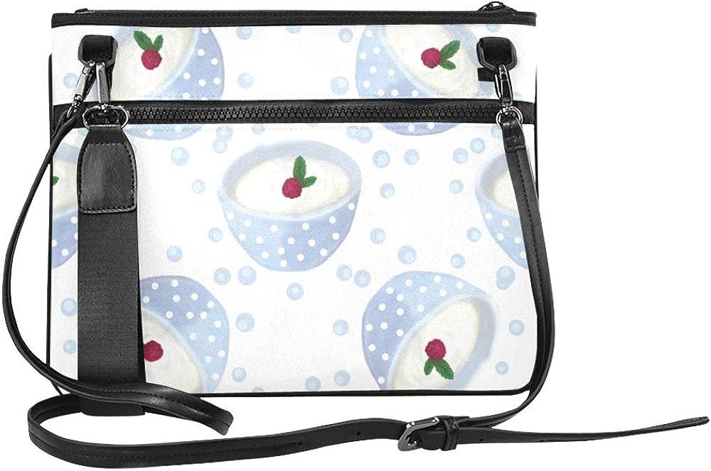 Clutch Bag For Girls Creative Life Fashion Kitchen Bowl Adjustable Shoulder Strap Crossbody Bags For Girls For Women Girls Ladies Handbag Bags Handbags Tote