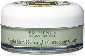 Eminence Bright Skin Overnight Correcting Cream, 2 Ounce