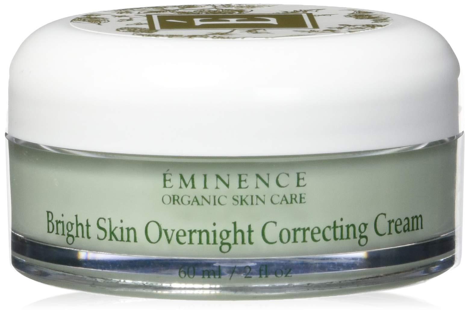 Eminence Bright Skin Overnight Correcting Cream, 2 Ounce