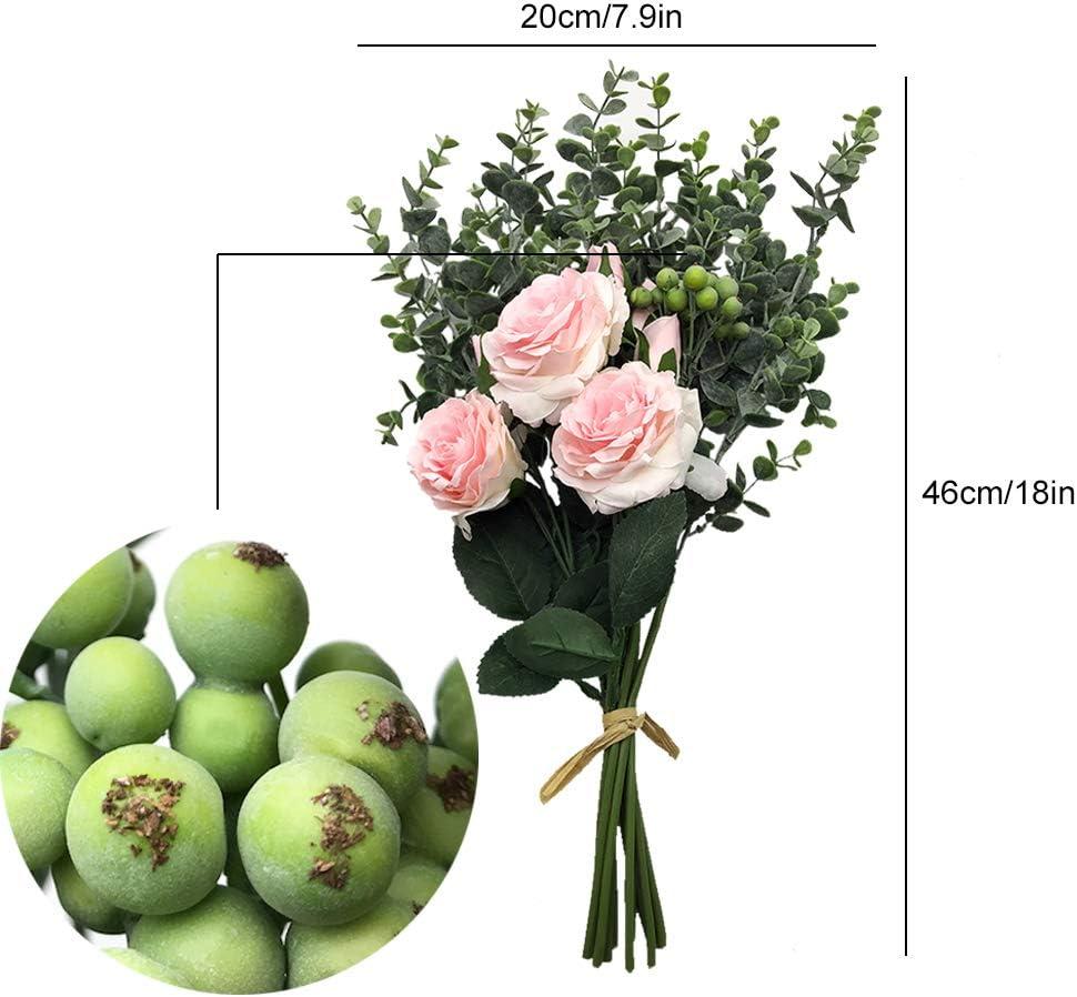 LjzlSxMF 20pcs artificiels Glands pour lautomne D/écoration dautomne de Mariage daffichage et dautomne Parties Lieu de Vacances D/écoration de Bricolage