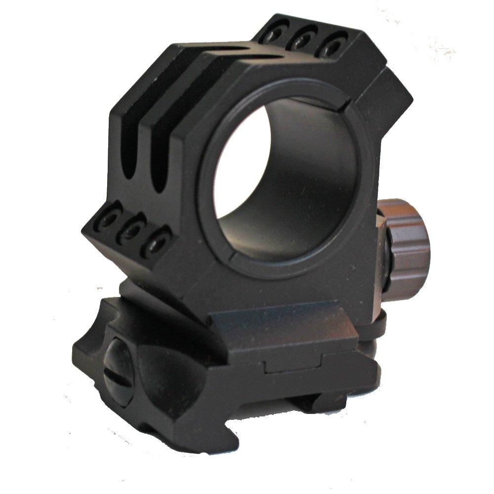 Seis Pernos Heavy Duty 30 mm Extrema Perfil bajo Weaver Picatinny Alcance Anillo de Montaje para Hungting noga