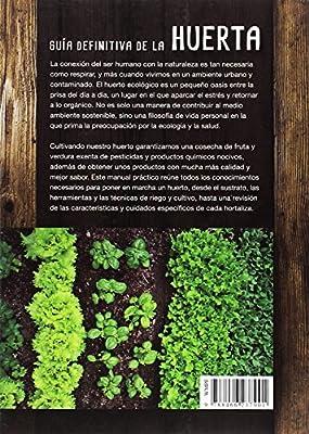 Guía Definitiva de la Huerta (Manuales de Hardinería): Amazon.es ...
