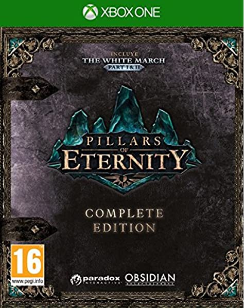 Pillars of Eternity Complete Edition: Amazon.es: Videojuegos