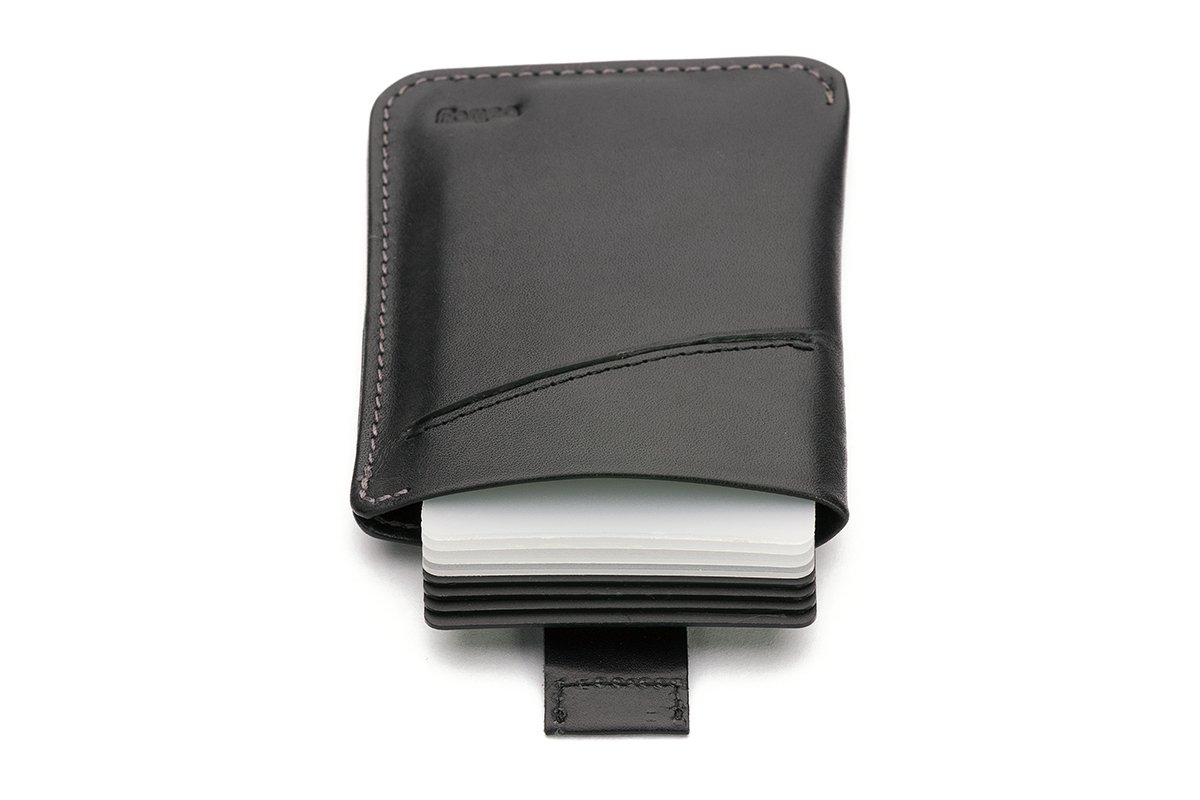 Greatest Bellroy Leather Card Sleeve Wallet Black: Amazon.co.uk: Shoes & Bags QW34