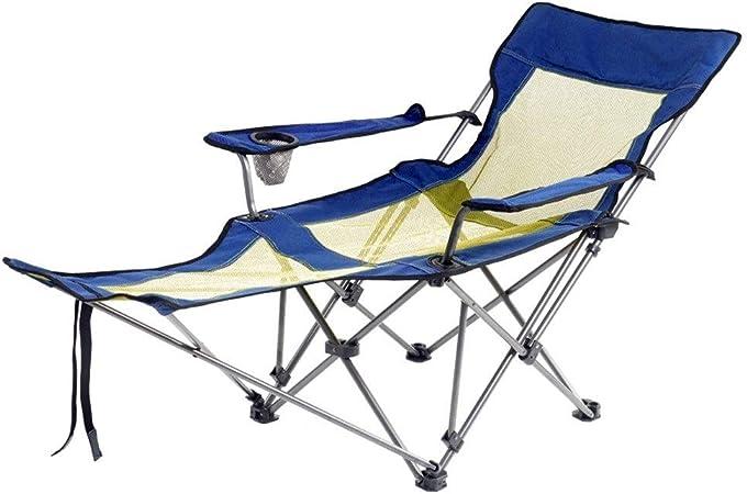 HLR Tumbonas Plegables Sillas De Camping con Portabebidas ...