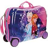 Frozen Frozen Valigia per bambini, 50 cm, 35 liters, Rosa